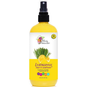 Alikay Naturals Lemongrass Leave In Conditioner 16 Ounce