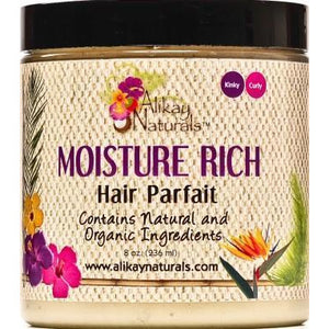 Alikay Naturals Moisturizer Rich Hair Parfait, 8 Ounce