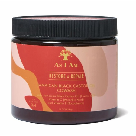 As I Am Jamaican Black Castor Oil Cowash - 16