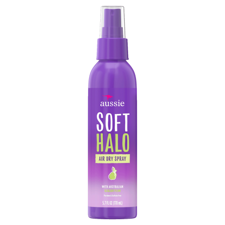 Aussie Soft Halo Air Dry Spray 5.7 Oz
