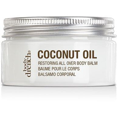 Body Drench Coconut Oil 10-In-1 Body Balm, 3 Oz (5 Pack)