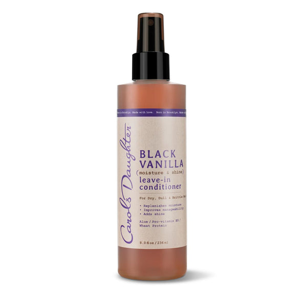 Carol'S Daughter Black Vanilla Moisture & Shine Leave In Conditioner - 8 Oz
