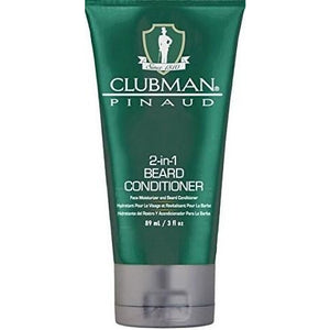 Clubman 2-In-1 Beard Conditioner, 3 Oz