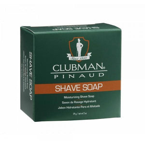 Clubman Pinaud Shave Soap, 2 Oz