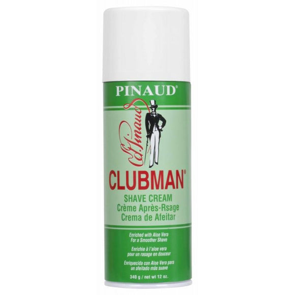 Clubman Shave Cream, 12 Oz