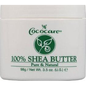 Cococare Shea Butter Cream 4 Oz Jar