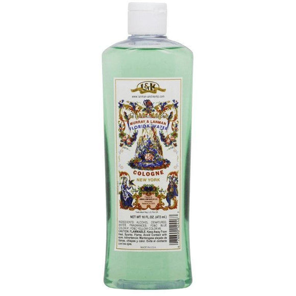 Cologne Florida Water, 16oz