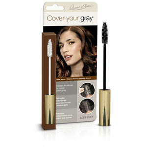 Cover Your Gray Brush-In Wand - Dark Brown