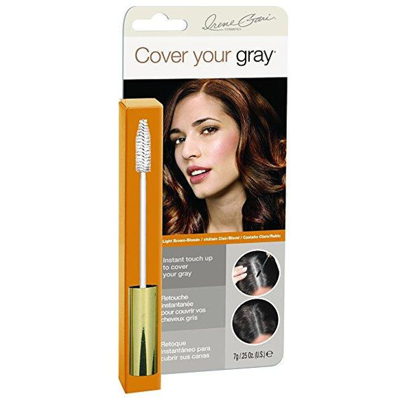 Cover Your Gray Brush-In Wand - Light Brown/Blonde