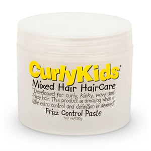 Curlykids Frizz Control Paste, 4 Oz