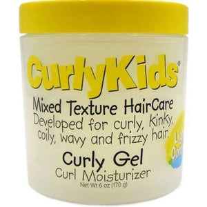 Curlykids Curly Gel Moisturizer, 6 Oz
