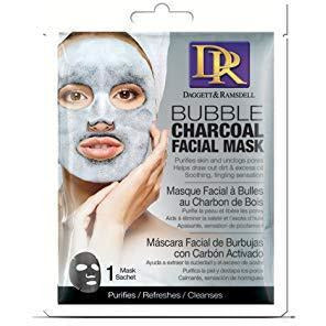 Daggett And Ramsdell Facial Sheet Bubble Mask Charcoal (6 Pack)