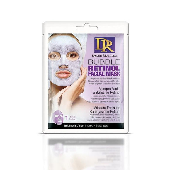 Daggett And Ramsdell Facial Sheet Bubble Mask Retinol (6 Pack)