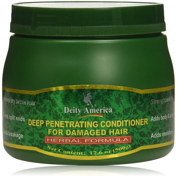 Deity America Tibetan Deep Penetrating Conditioner, 17.6 Ounce