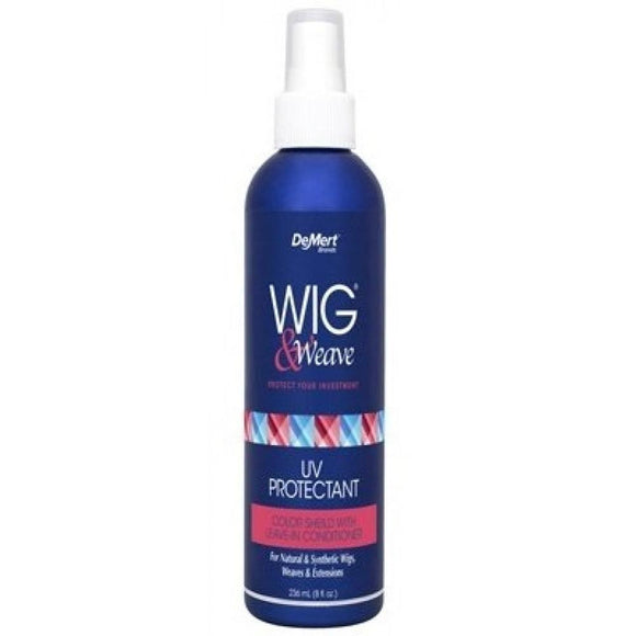 Demert Wig & Weave Uv Protectant Spray 8 Oz