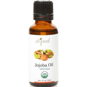 Difeel Essential Oils 100% Pure Jojoba Oil 1 Oz