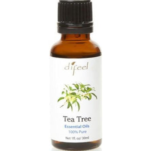 Difeel Essential Oils 100% Pure Tea Tree 1 Oz