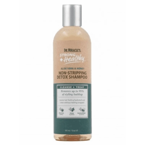 Dr.Miracle'S Strong + Healthy Detox Shampoo 12Oz