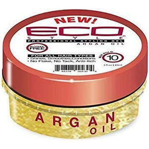 Ecoco Style Gel Argan Oil 3 Oz