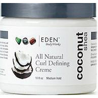 Eden Body Works Coconut Shea Curl Defining Creme 16 Oz