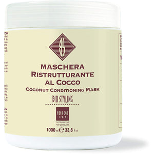 Ever Ego Italy Coconut Conditioning Mask, 33.8 Oz