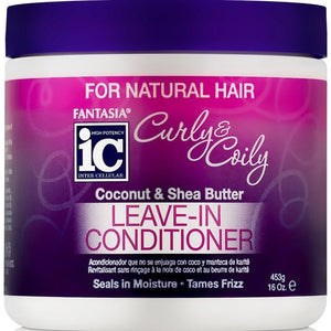 Fantasia Curl & Coily Leave-In Conditioner (16 Oz.)