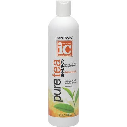 Fantasia Ic Pure Tea Shampoo 16Oz