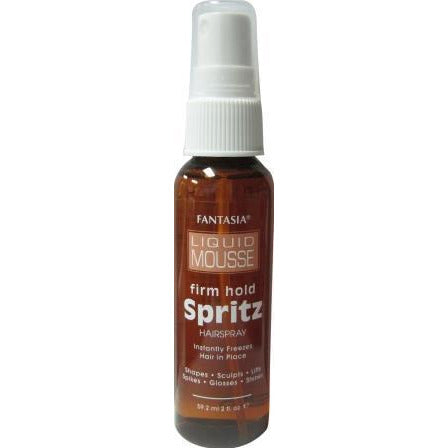 Fantasia Liquid Mousse Spritz Firm Regular 2 Oz