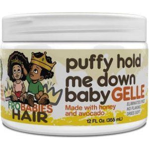 Frobabieshair Puffy Hold Me Down Baby Gelle 12Oz