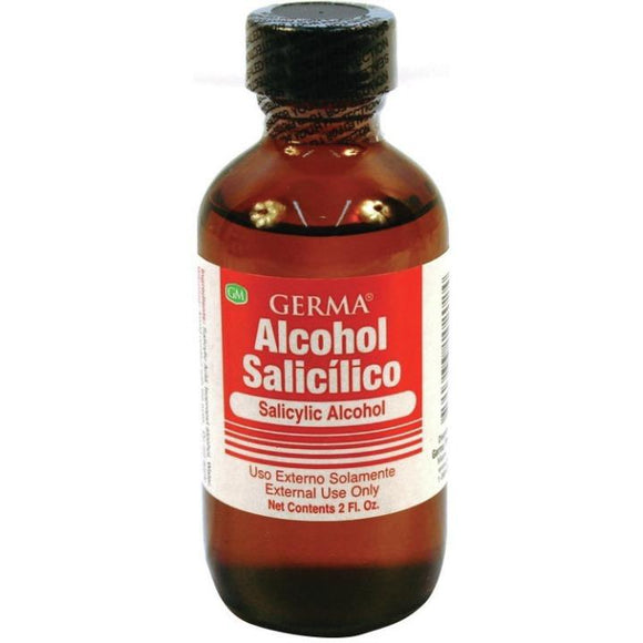 Germa Alcohol Salicilico 2 Oz