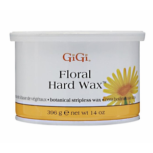 Gigi Floral Hard Wax, 14oz