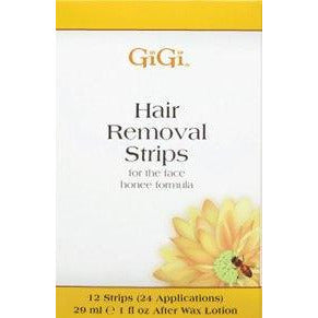 Gigi Hair Removal Cream For The Face, 1 Oz