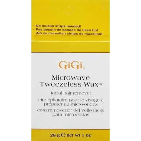 Gigi Tweezeless Wax Microwave 1 OZ