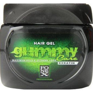 Gummy Keratin Hair Gel, 17 Oz