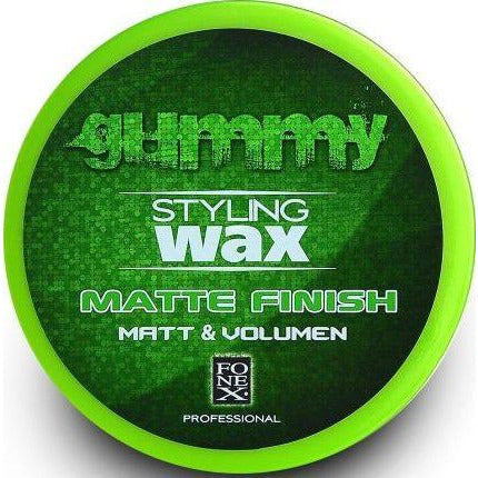 Gummy Styling Wax Matte Finish Matt & Volume, 5 Oz