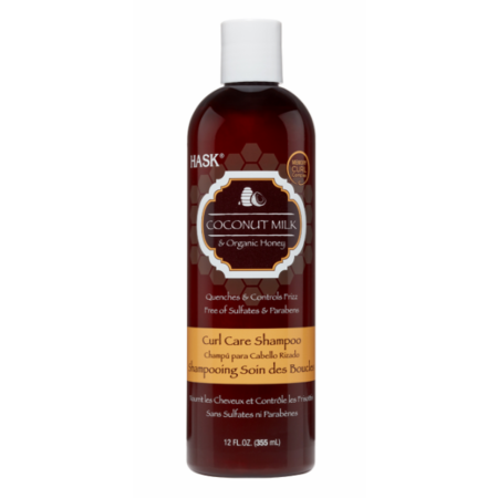Hask Coconut And Honey Curl Shampoo 12Oz