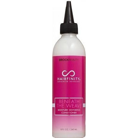 Hairfinity Beneath The Weave Moisture Restoring Conditioner 8 Oz