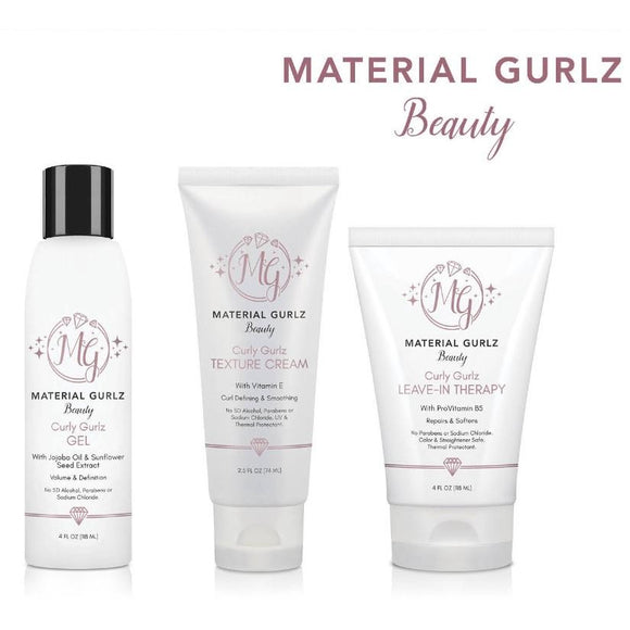 Material Gurlz Beauty - Styling Set Bundle