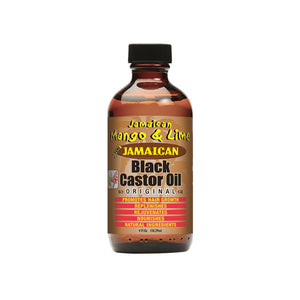 Jamaican Mango Black Castor Oil, Original, 4 Ounce