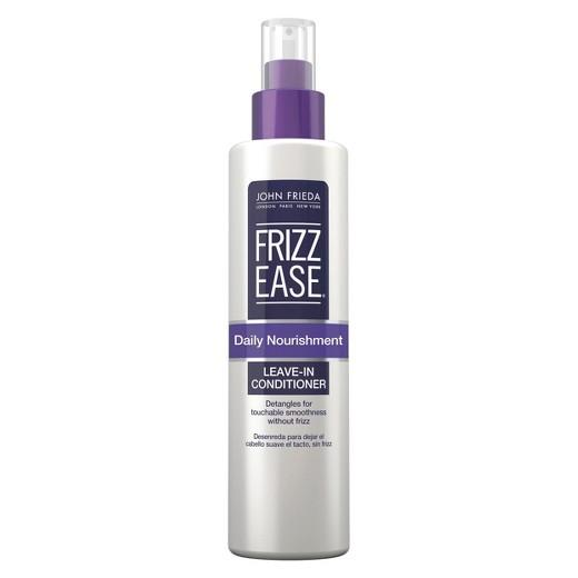 John Frieda Frizz-Ease Daily Nourishment Leave-In Conditioning , 8 Oz