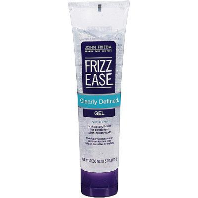 John Frieda Frizz Ease Clearly Defined Gel, 5 Oz