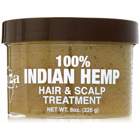 Kuza Indian Hemp Hair & Scalp Treatment 8 oz