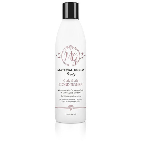 Material Gurlz Beauty - Curly Gurlz Conditioner 8 oz