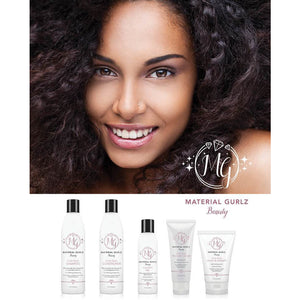 Material Gurlz Beauty - Complete Hair Care System