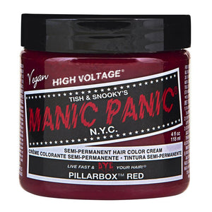 Manic Panic Class Pillarbox Red 4 Oz
