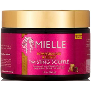Mielle Pomegranate & Honey Twisting Souffle 12 Oz