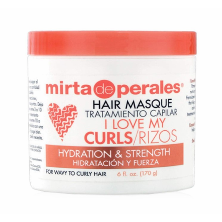 Mirta Love My Curls Masque Treatment 6 Oz