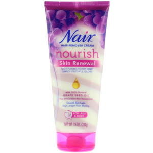 Nair Nourish Skin Swirl For Leg & Body Cream 7.9 Oz