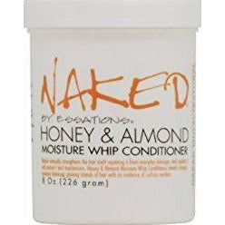 Naked Honey & Almond Moisture Whip Conditioner - 8 Oz