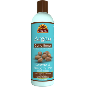 Okay Argan Oil Conditioner 12Oz